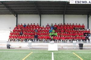 Escuela de Fútbol 2013-2014