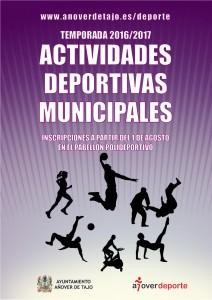 Cartel Programa Actividades2016-2017