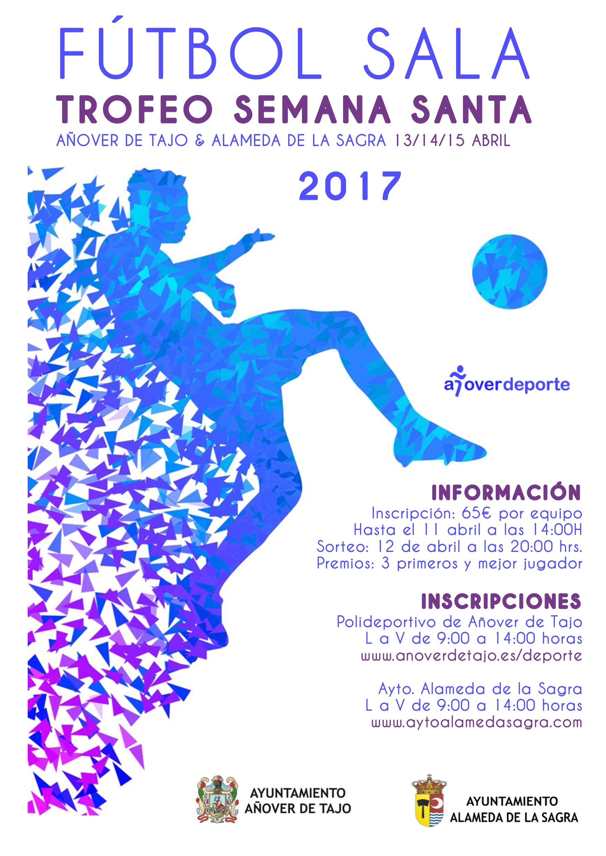 Cartel SemanaSantaFS 2017