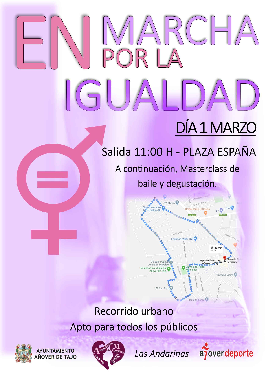 En Marcha por la Igualdad