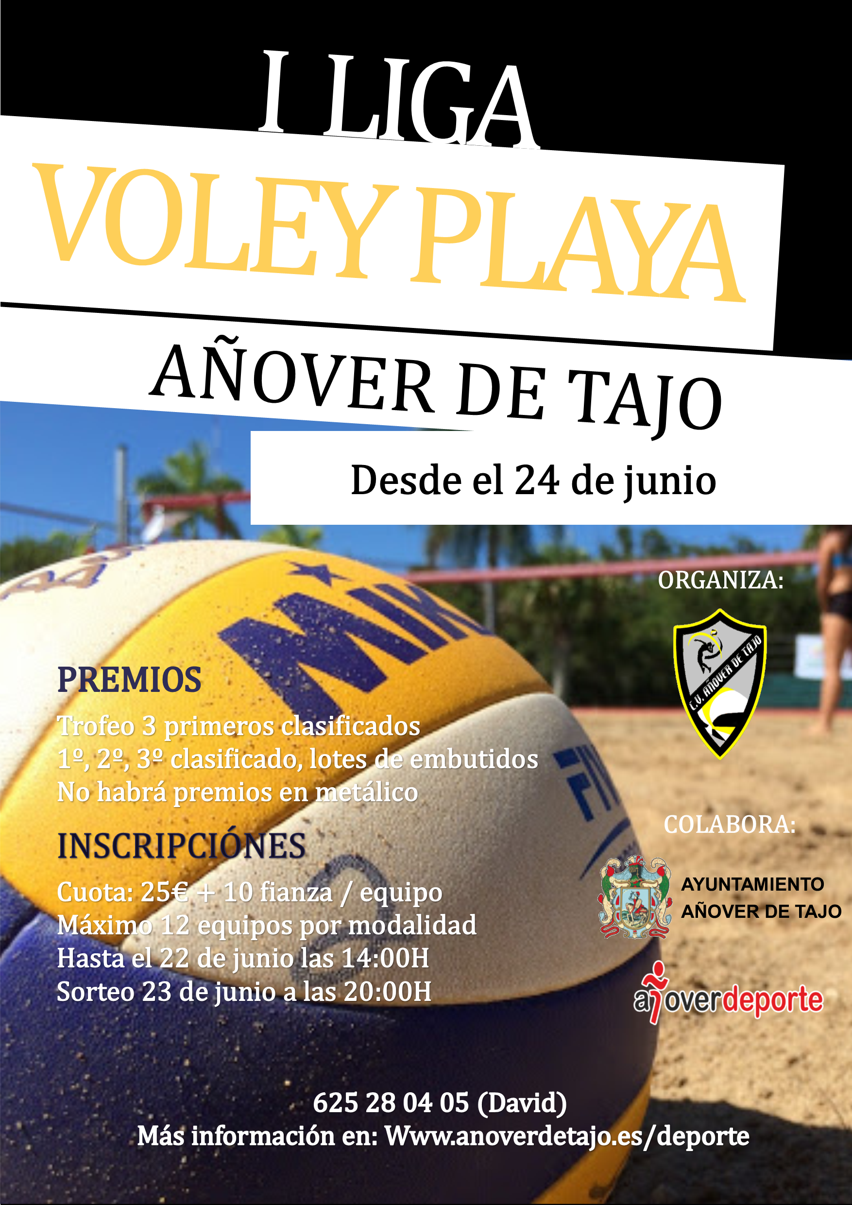 Reapertura Voley Playa 2020