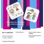 Carteles Día de los Derechos de los Niños/as 2013