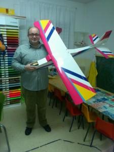 Taller de Aeromodelismo