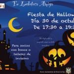 fiesta de halloween ludoteca