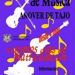 Cartel Escuela Municipal de Música 2013-2014