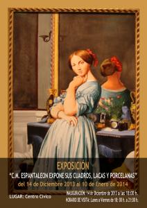 Exposición C.M. Espantaleon