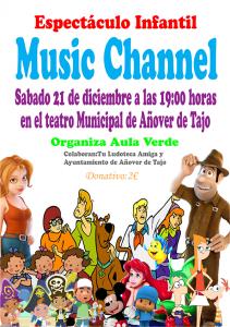 Espectáculo Infantil 'Music Channel'
