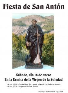 Fiesta de San Antón en Añover de Tajo