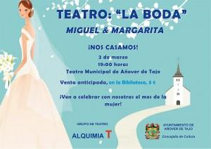 """Teatro """"La Boda"""""""
