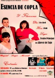 Esencia de Copla y Flamenco en Añover de Tajo