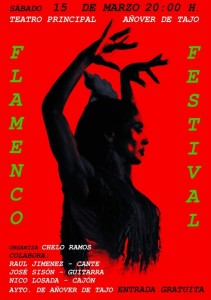 Festival Flamenco en Añover de Tajo
