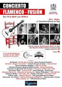 Concierto de Flamenco-Fusión en Añover de Tajo