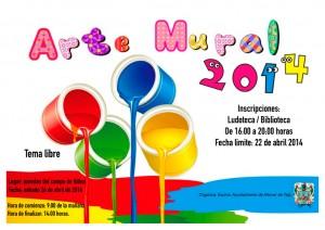 Arte Mural 2014 - Semana Cultural de Añover de Tajo