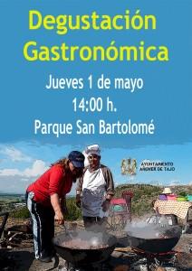 Degustación Gastronómica en Añover de Tajo - Semana Cultural 2014