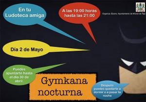Gymkana - Velada Nocturna. Semana Cultural 2014