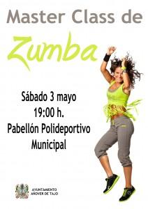 Master Class de Zumba en Añover de Tajo - Semana Cultural 2014