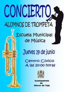 Audición de Trompeta de la Escuela Municipal de Música