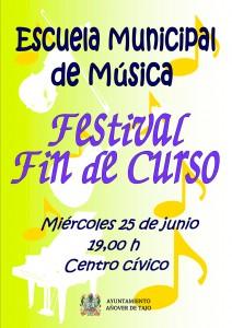 Festival Fin de Curso de la Escuela Municipal de Música