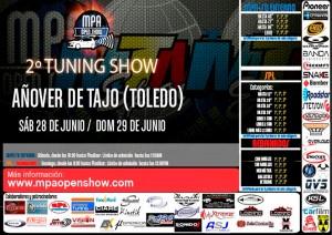 II Tunning Show en Añover de Tajo