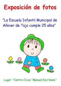 25º Aniversario de la Escuela Infantil de Añover de Tajo.