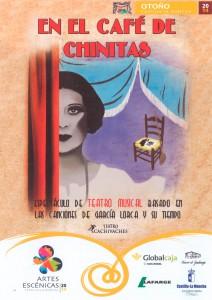 En el Café de Chinitas representado por Teatro Cachivaches