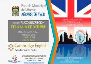 Cartel_Escuela_Municipal_Idiomas_2014