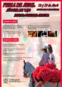 Feria de Abril 2015