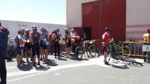 Marcha cicloturista 2015