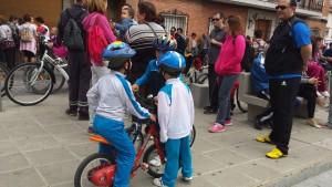 Dia de la  bici 2015