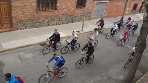 Día de la Bici 2015