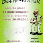 Matrículas2015-2016