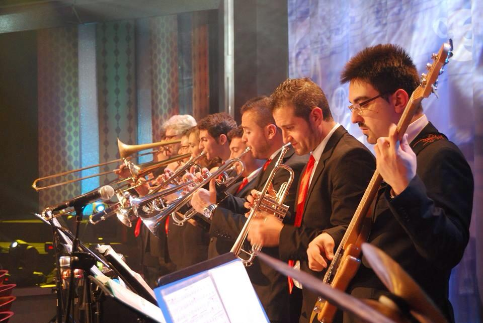 Faringoceles Big Band