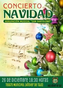 concierto navidad banda