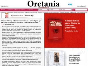 11 febrero. Oretania. Carnaval