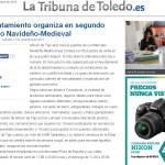 12 diciembre. La Tribuna de Toledo. Mercado Medieval