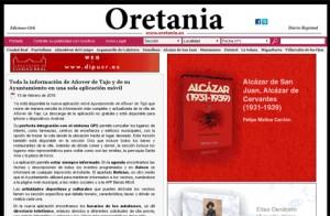 15 febrero. Oretania. app