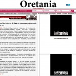21 de enero. Oretania