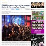 6 de abril Semana de la música, el día digital