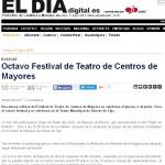 6 de mayo festival teatro el dia