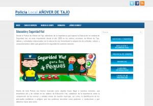 Web Policía Local de Añover de Tajo 13