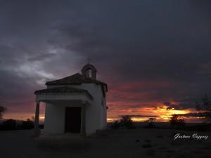 Ermita de La Soledad en Añover de Tajo. Foto de Gustavo Javier Vázquez Álvarez