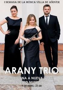 CARTEL-ARANY-TRIO