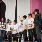 alumnos escuela municipal de música