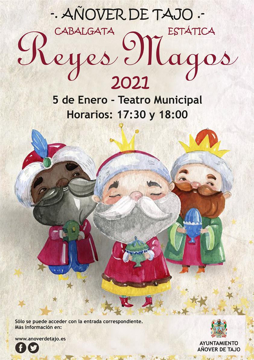 Añover de Tajo celebrará una Cabalgata de Reyes Magos estática